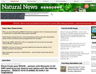 Thumbshot of Naturalnews.com