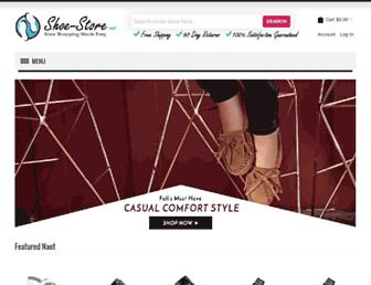 Thumbshot of Shoe-store.net