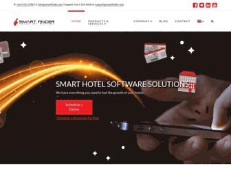 smartfinder.asia screenshot