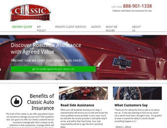classicins.com screenshot