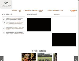 Thumbshot of Vortexoptics.com