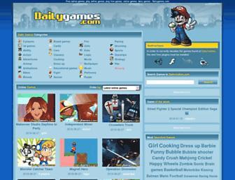 dailygames.com screenshot