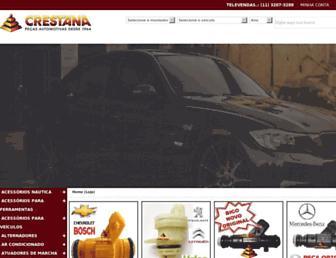 crestana.com.br screenshot