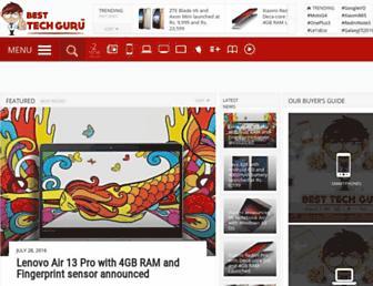 besttechguru.com screenshot