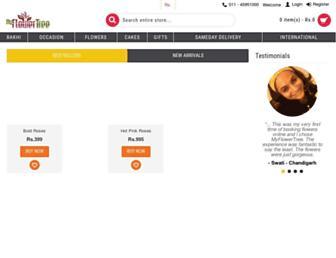 Thumbshot of Myflowertree.com