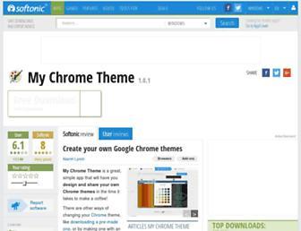 my-chrome-theme.en.softonic.com screenshot