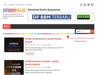 dpbbmnews.blogspot.com screenshot