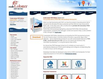 Thumbshot of Codelobster.com
