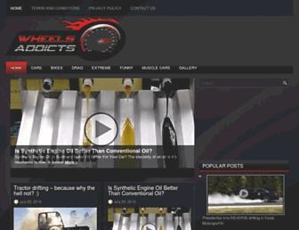 wheelsaddicts.com screenshot