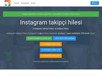 instahilesiapp.com screenshot