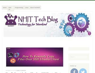 technhit.in screenshot