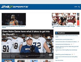 Thumbshot of 247sports.com
