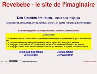Thumbshot of Revebebe.free.fr