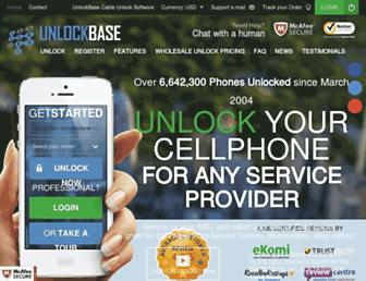 Thumbshot of Unlockbase.com