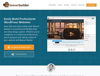 Thumbshot of Wpbeaverbuilder.com