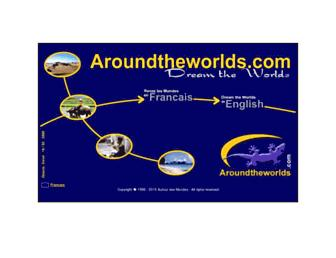 aroundtheworlds.com screenshot