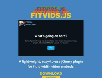 Thumbshot of Fitvidsjs.com