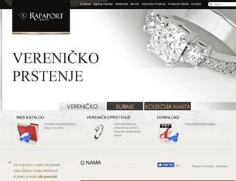 rapaport.rs screenshot
