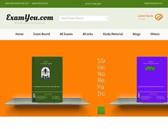 examyou.com screenshot