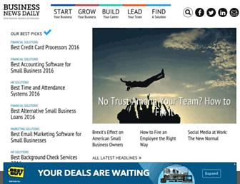 businessnewsdaily.com screenshot