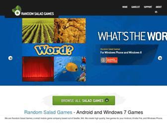 randomsaladgames.com screenshot