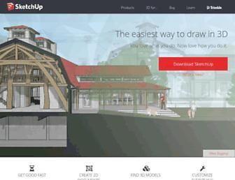 sketchup.com screenshot
