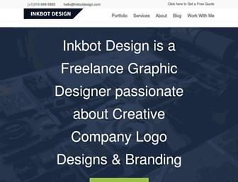 inkbotdesign.com screenshot