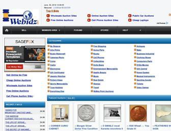 Thumbshot of Webidz.com