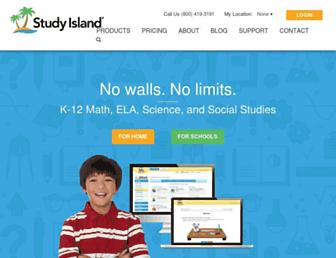 Thumbshot of Studyisland.com