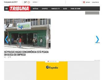 tribunapr.com.br screenshot