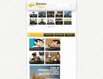 razneigre.com screenshot