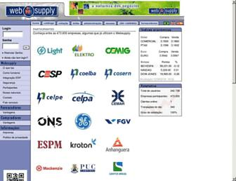 Thumbshot of Websupply.com.br