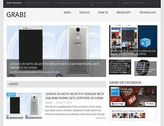grabi.org screenshot
