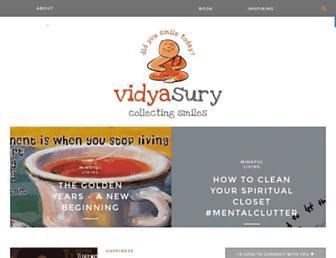 Thumbshot of Vidyasury.com