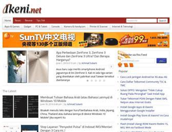ikeni.net screenshot