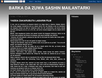 mailantarki.blogspot.com screenshot