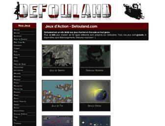 defouland.com screenshot