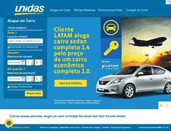 Thumbshot of Unidas.com.br