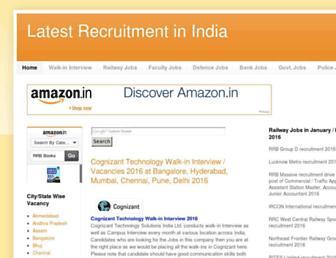 recruitment-mania.blogspot.com screenshot