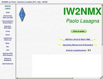 iw2nmx.it screenshot