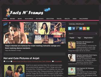 factsnframes.com screenshot