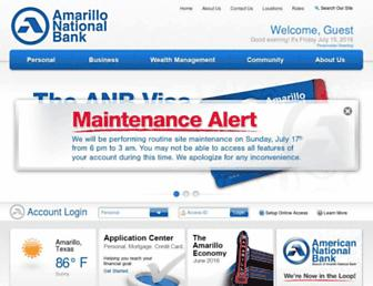 anb.com screenshot
