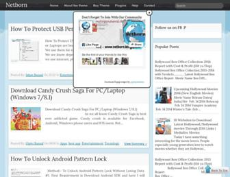 netborn.blogspot.com screenshot