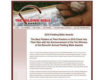 fieldingbible.com screenshot