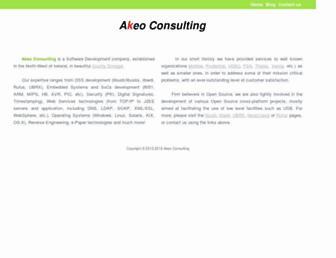 Thumbshot of Akeo.ie