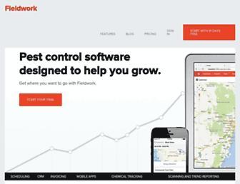 fieldworkhq.com screenshot