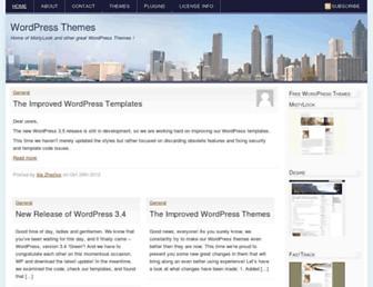 Thumbshot of Wpthemes.info