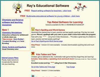 rayslearning.com screenshot