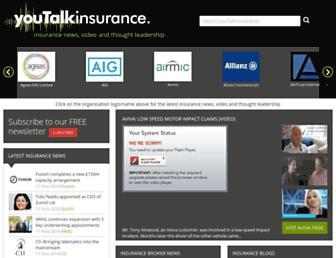 youtalk-insurance.com screenshot