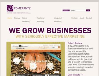 pomagency.com screenshot